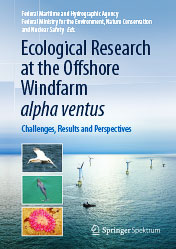 Buchtitel Ecological Research at the Offshore Windfarm alpha ventus