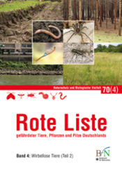 Cover der Roten Liste Band 4